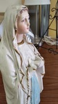 chalkware statue restoration