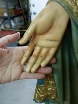 Catholic art restoration