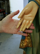 restoration of Catholic statues