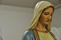 Restoration of Daprato Studio plaster statue