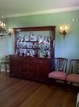 Venetian Plaster Dining Room