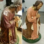 Columbia Statuary repair