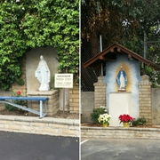 concrete statue restoration